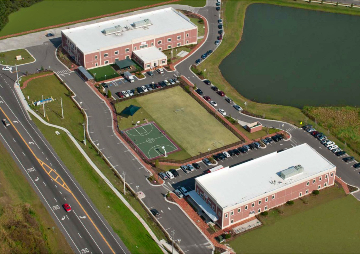 Classical Preparatory charter school in Pasco County opened in 2014, and  continues to grow.